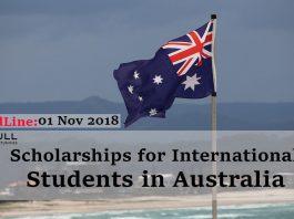 Scholarships for International Students In Australia