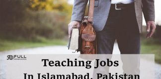 Jobs in Islamabad