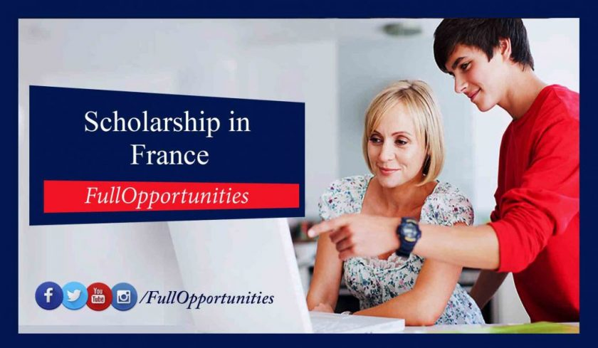 Eiffel Scholarship in France