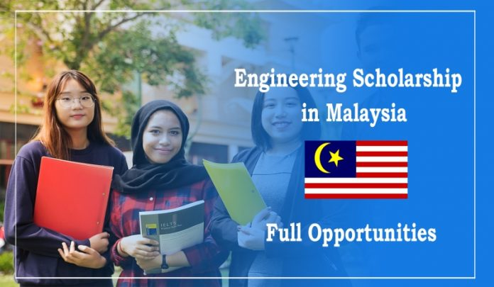 Engineering Scholarship in Malaysia