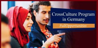 Fully Funded Cross Culture Program in Germany 2020