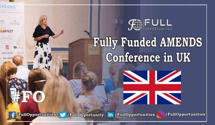 AMENDS Conference in UK