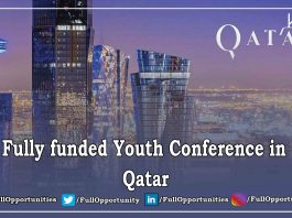Fully funded Youth Conference in Qatar