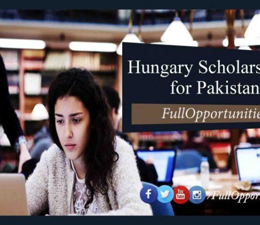 Hungary Scholarships for Pakistan