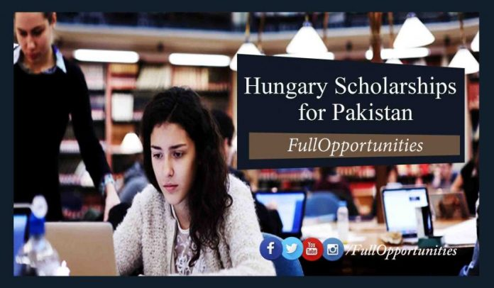 Hungary Scholarships for Pakistan