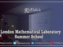 London Mathematical Laboratory Summer School