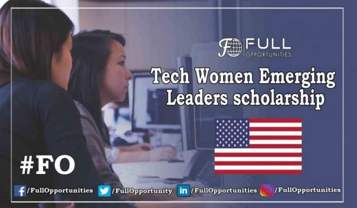Tech Women Emerging Leaders scholarship