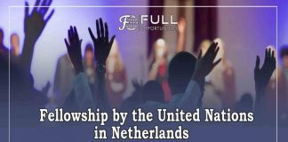 Fellowship by the United Nations in Netherlands