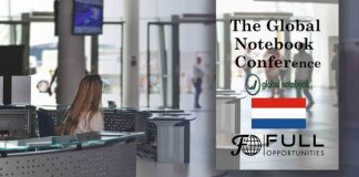 The Global Notebook Conference Program