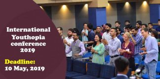 International Youthopia conference 2019 by Monarch Pakistan