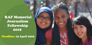 Reham Al-Farra Memorial Journalism Fellowship