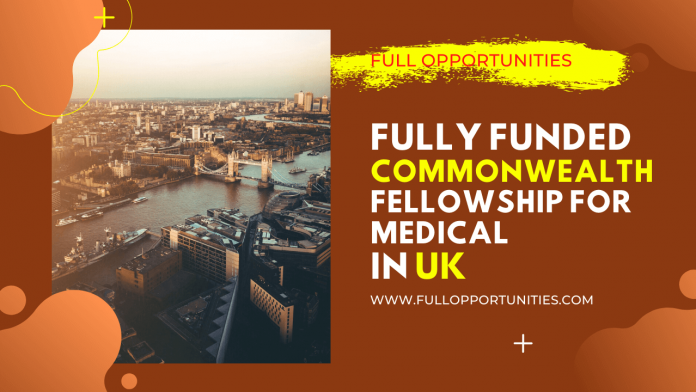 Commonwealth Fellowship for Medical