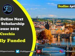 ReDefine Next 100 Scholarship Program