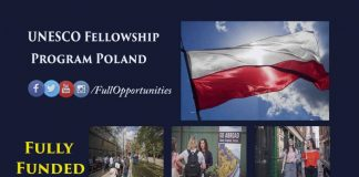 UNESCO Fellowship Program Poland