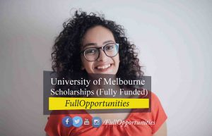 Graduate Research Scholarships University of Melbourne