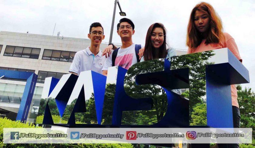 KAIST Scholarships in South Korea