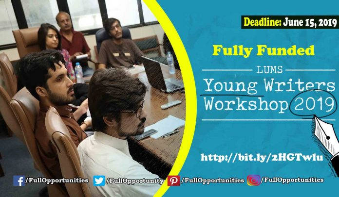 Workshop for Young Writers