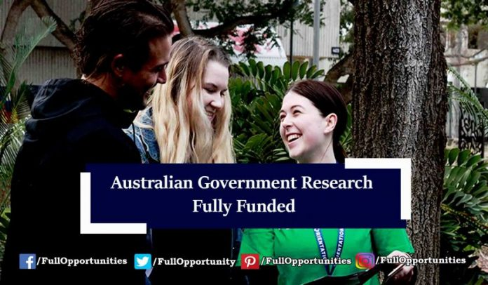 Australian Government Research