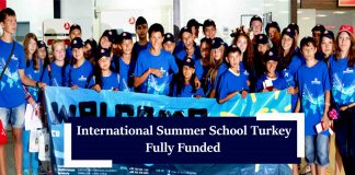 International Summer School Turkey