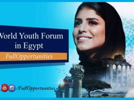 World Youth Forum in Egypt