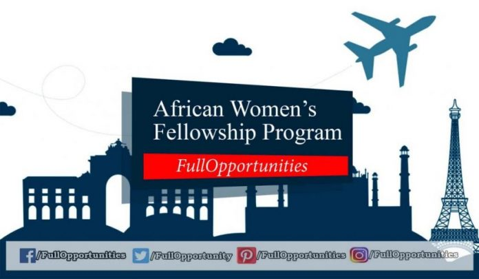 African Women's Fellowship Program