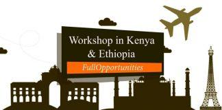 Creative Enterprise Workshop in Ethiopia