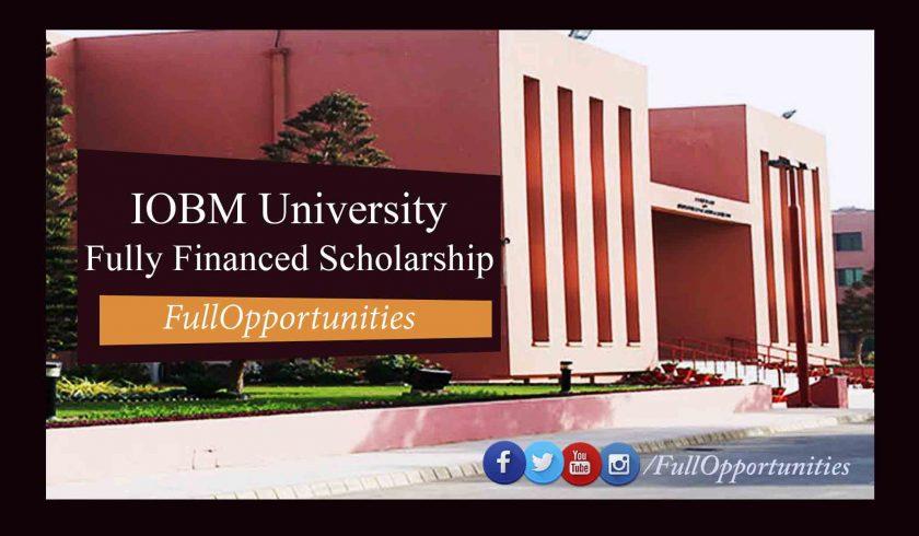IOBM Scholarship 2020