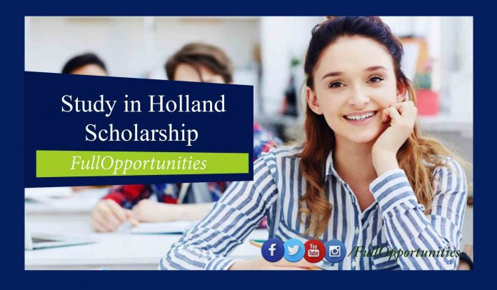 Scholarship in Netherlands for International Students