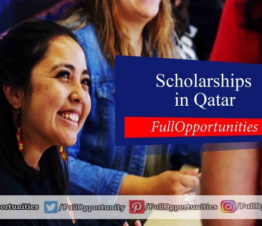 Scholarships in Qatar 2020