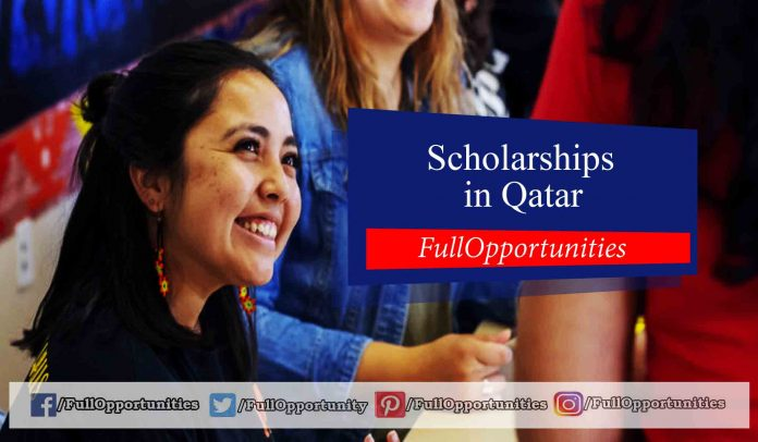 Scholarships in Qatar 2020