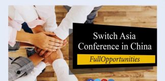 Switch Asia Leadership Conference in China
