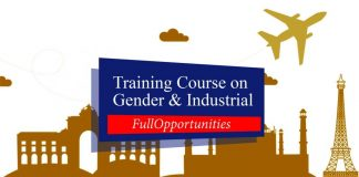 Training Course on Gender and Industrial Development in Bahrain (Fully Funded)