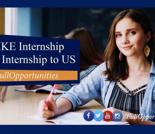 paid nike internship in usa