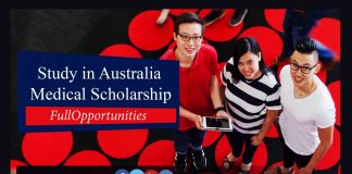 Medical Scholarship in Australia 2020 - Bachelor Scholarship