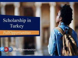 Turkish Government Success Scholarship