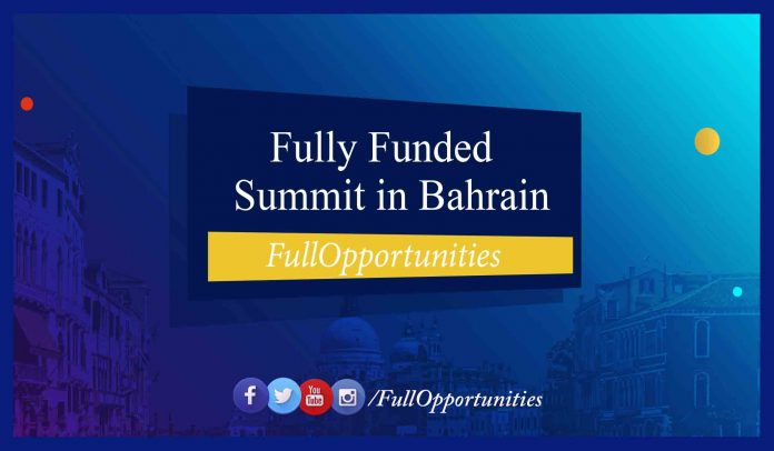 summit in Bahrain