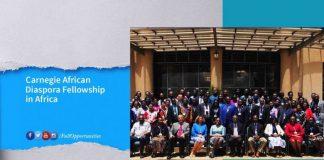 Carnegie African Diaspora Fellowship