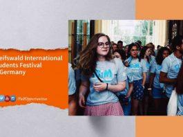 Greifswald International Students Festival in Germany