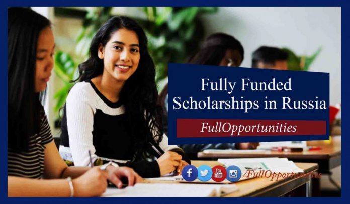 Russian Government Scholarships 2020 (Fully Funded)