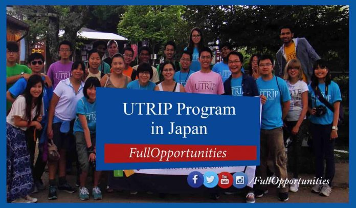 UTRIP Program in japan