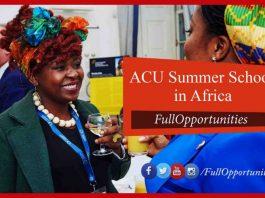 ACU Summer School