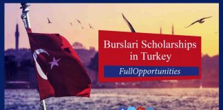 Burslari Scholarships in Turkey