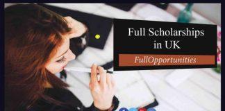 Chancellor's International Scholarships