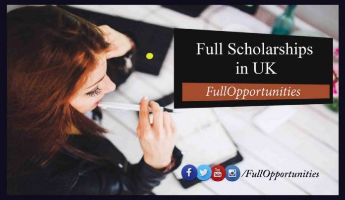 Chancellor's International Scholarships