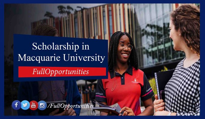 Macquarie University Scholarship