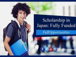 Ritsumeikan University Scholarship