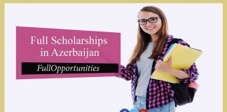 Scholarships in Azerbaijan