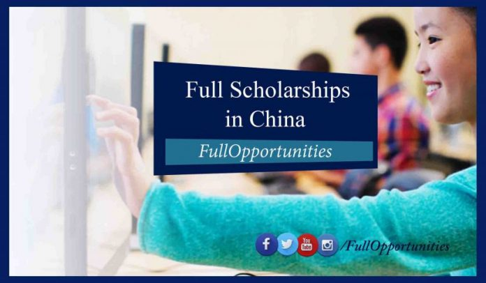 Scholarships in China: How to get full Scholarships 2020