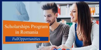 Scholarships in Romania