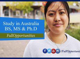UTAS Scholarship in Australia